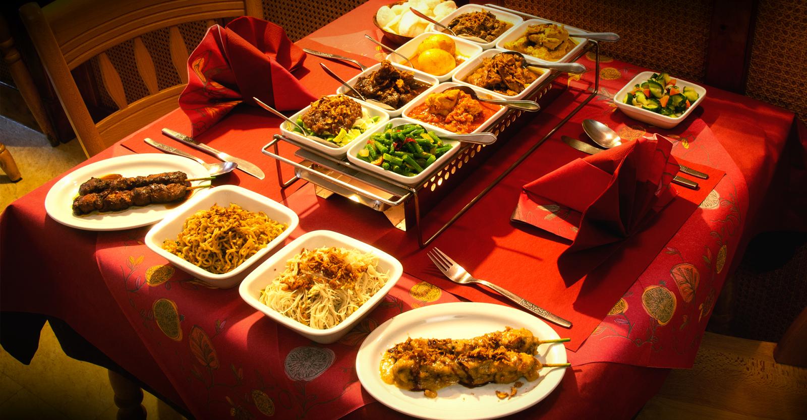Welkom bij Indonesisch Restaurant Mulia